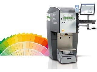 realizzazione colorazioni con tintometro