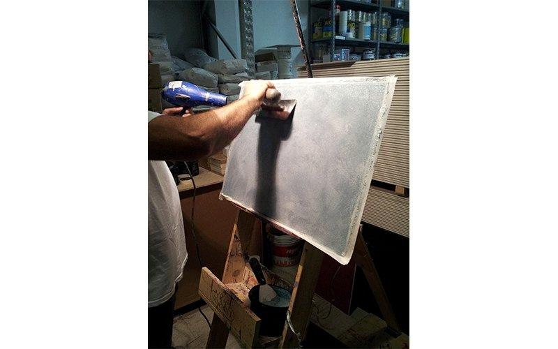 applicazione pittura