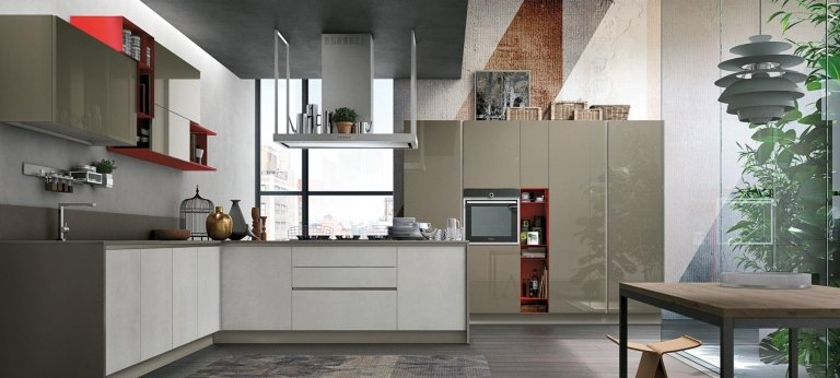 STOSA cucina moderna ALIANT in vendita