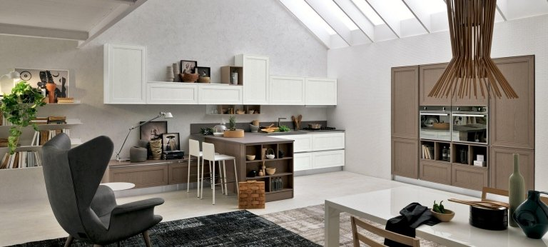 Cucine contemporanee Maxim STOSA
