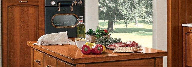 Cucina classica Ginevra STOSA