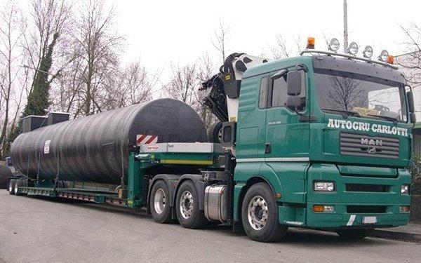Trasporto Cisterna