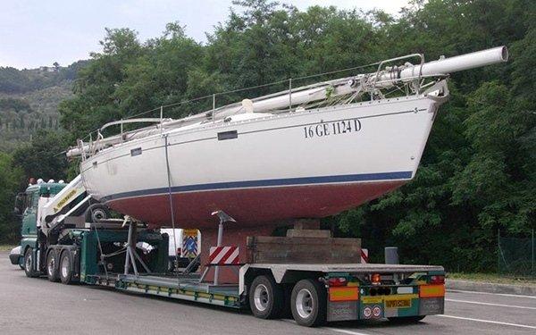 Barca Retro