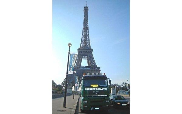 Camion Parigi