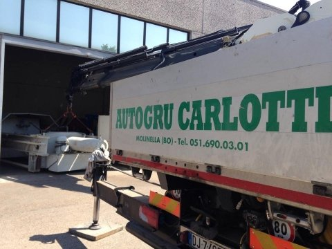 Servizi Autogru Carlotti
