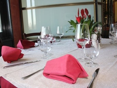 tavoli raffinati ristorante