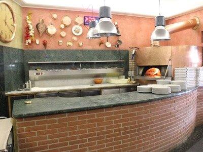 banco pizzeria