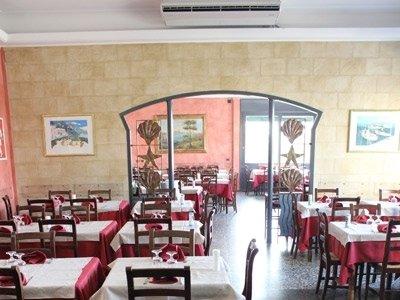 sala ristorante da gennaro