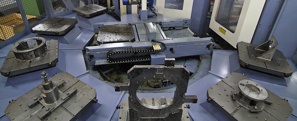 assiemi meccanici di precisione