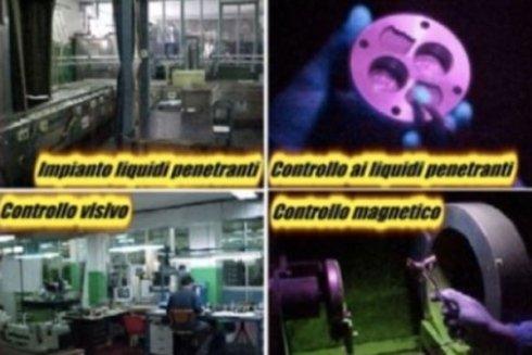 controllo liquidi penetranti