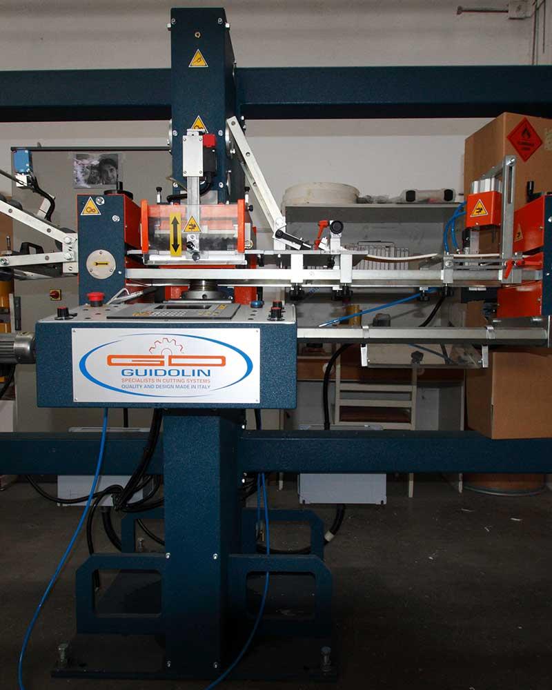 macchina per stampa nastri a marchio Guidolin