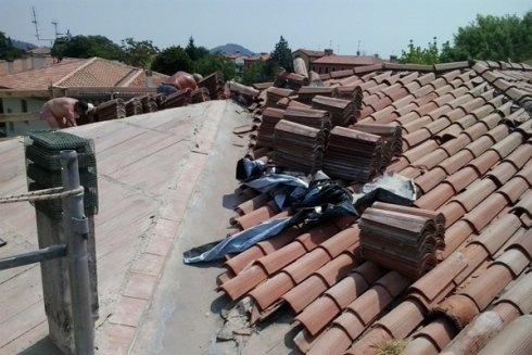 Tegole per tetto