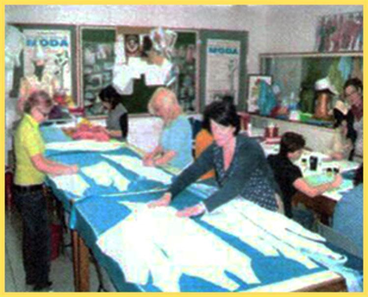 Corso di taglio e cucito napoli la scuola della moda for Scuola della moda