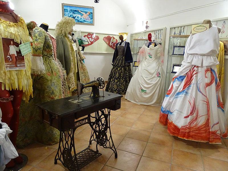 museo della scuola napoli la scuola della moda partenopea