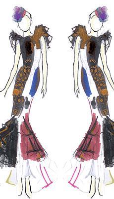 Sartoria alta moda napoli scuola della moda partenopea for Scuola della moda