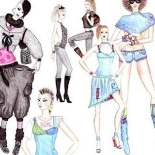 progettazione collezione moda