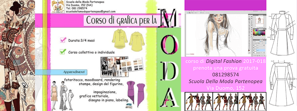 corso fashion digital design