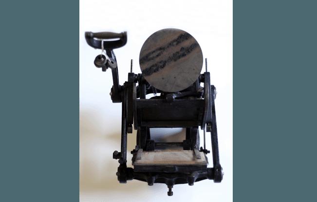 macchinari antichi