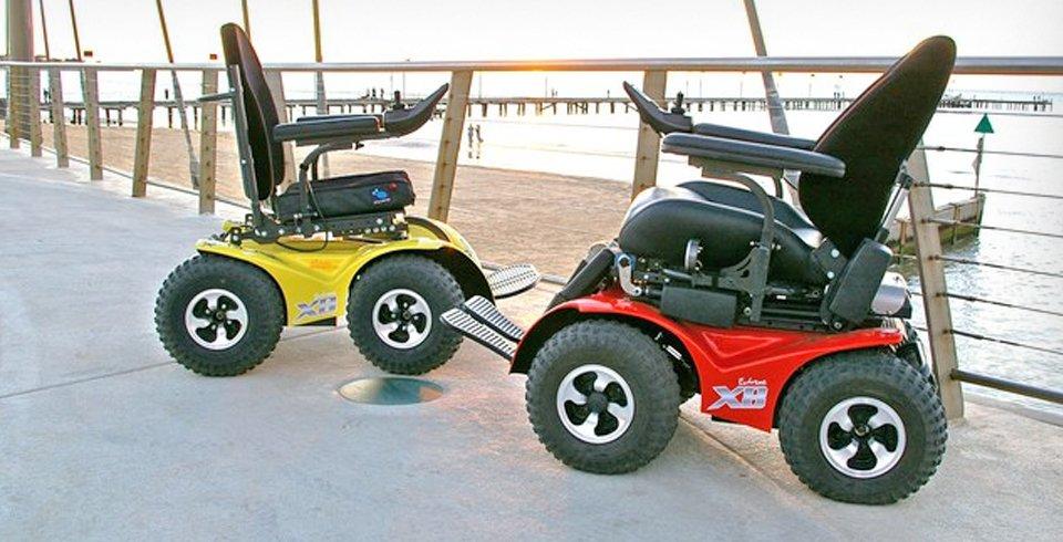 all-terrain wheelchairs