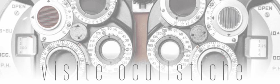 Visite oculistiche