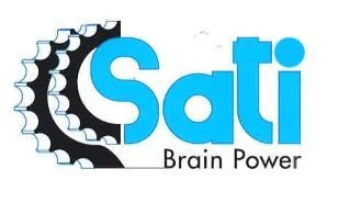 logo Sati  Brain Power