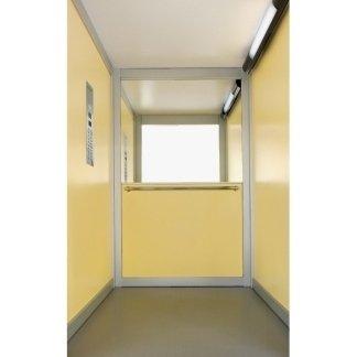Cabina ascensore lamiera plastificata