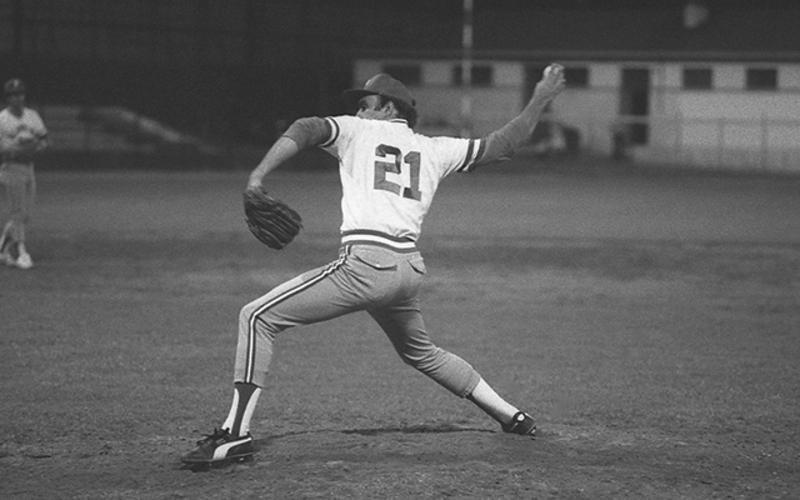 riproduzione fotografie baseball classico