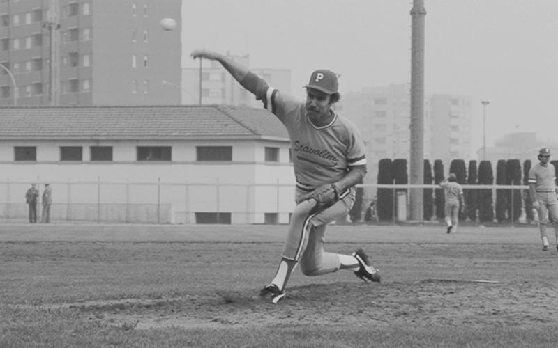 stampa foto baseball scavolini