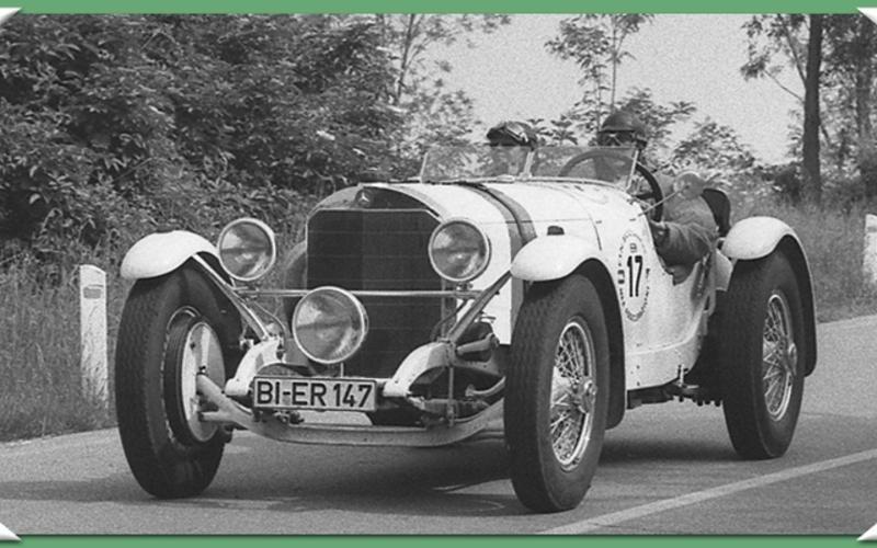 stampa foto antiche racing