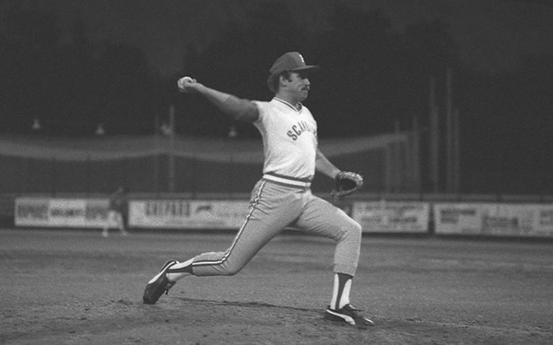 riproduzione fografie baseball storiche