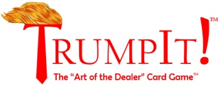 TrumpIt! - The Art of the Dealer Card Game