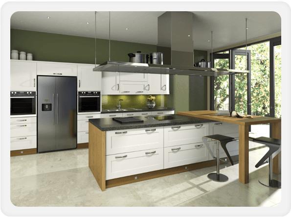 Kitchen design - Bolton, Lancashire - Initial Kitchens - Kitchen Planning7