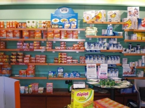 Vendita integratori alimentari