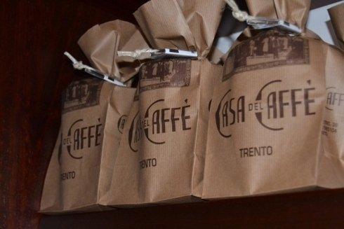 sacchetti in carta caffè trento