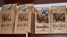sacchetti regalo caffè