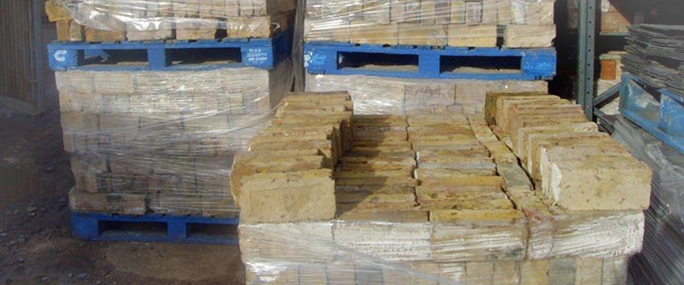 Bricks and flooring