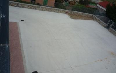 pavimento terrazzo