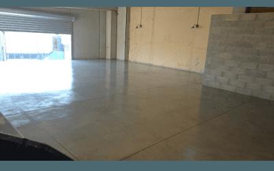 pavimentazione garage