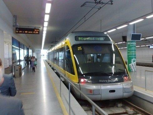 Metropolitana di Oporto (Portogallo)