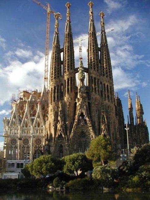 La Sagrada Familia - Barcelona (Spagna)