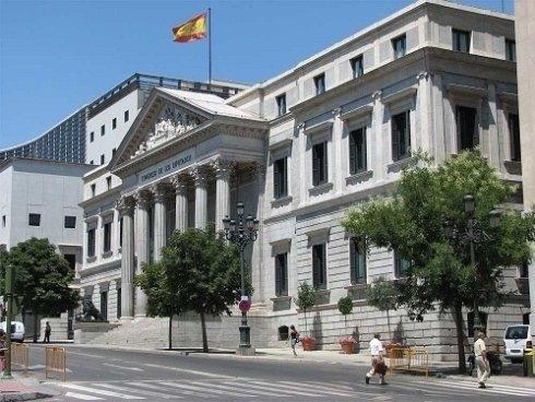 Congresso dei Deputati (Madrid) - Spagna