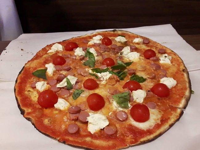 Pizza alla Pizzeria King