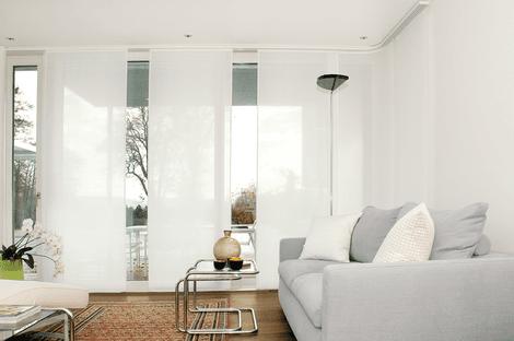 Tende da interni perugia tendapi - Tende per soggiorno moderno ...