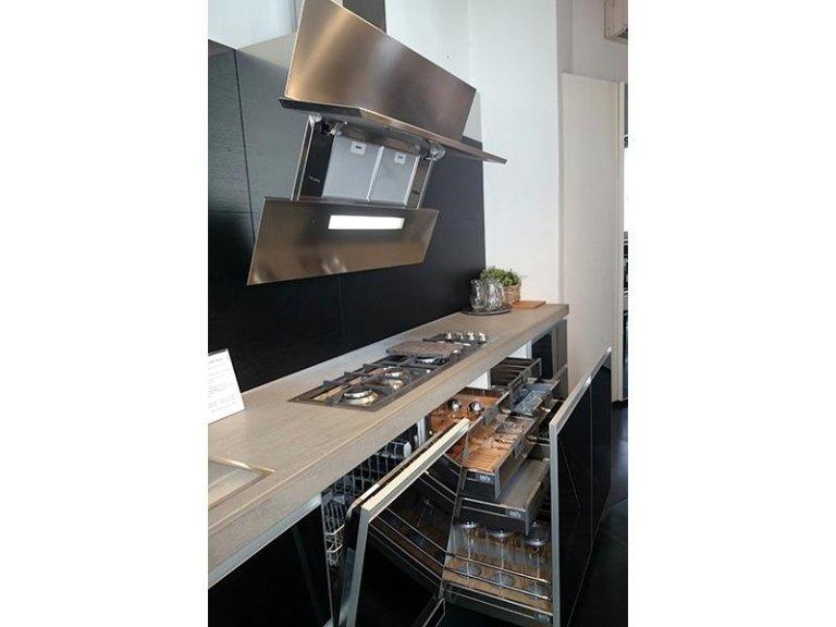 cucina unika vetro