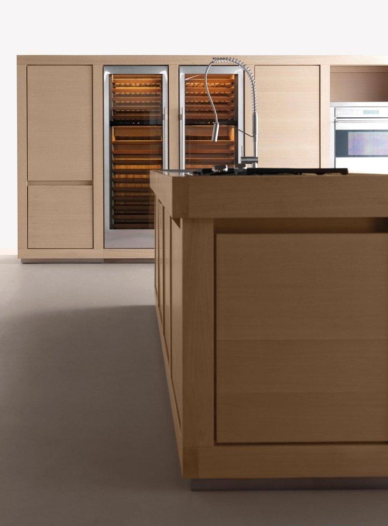 cucina modello wood effeti