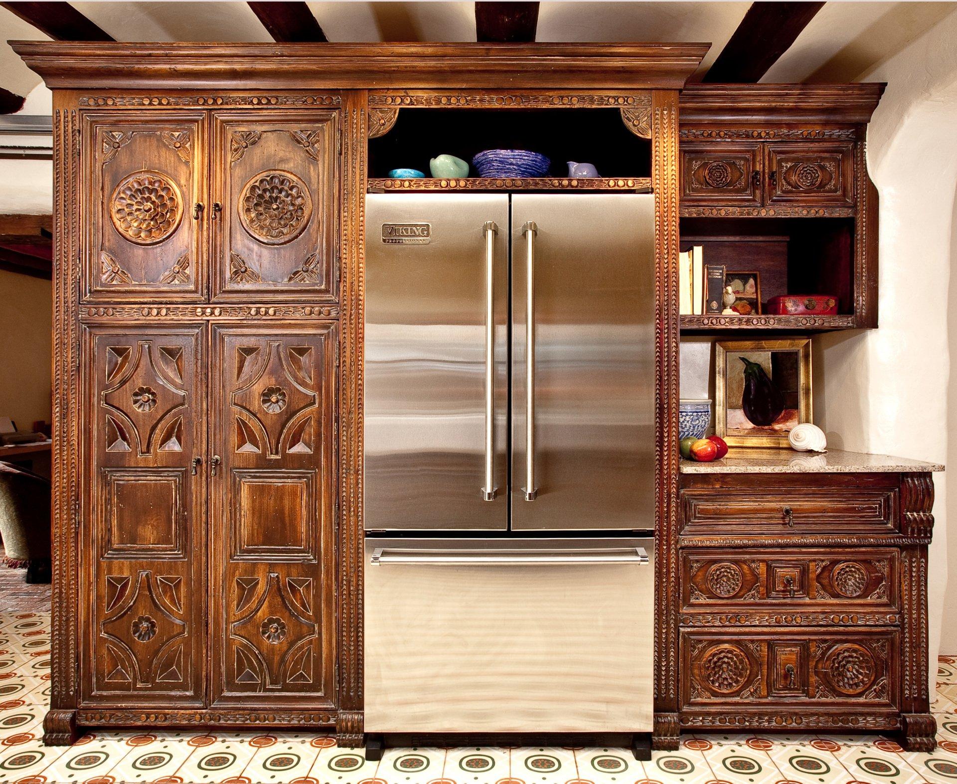 Carved Kitchen Cabinets Refacing Cabinets Santa Barbara Ca Santa