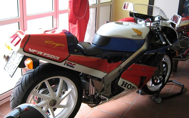 moto honda turbo storica