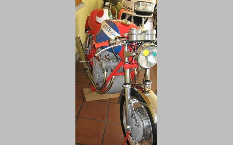moto agusta MV
