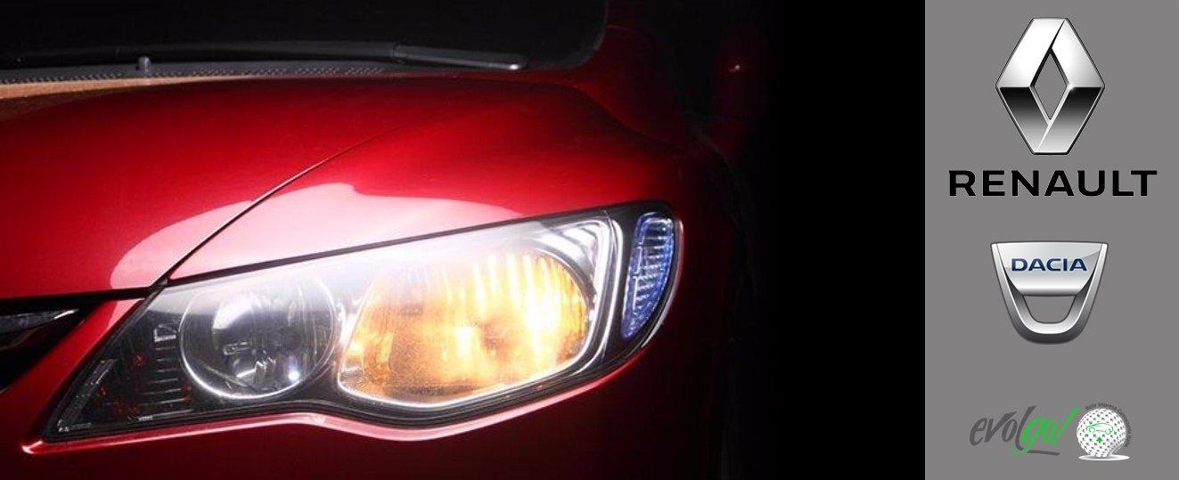 sostituzione cristalli carrozzeria Mori Genova Dacia Renault Evolgo