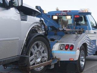 veicolo sinistrato